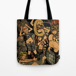 L7 rock Band Tote Bag