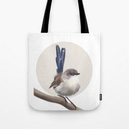 Fairy Wren Tote Bag