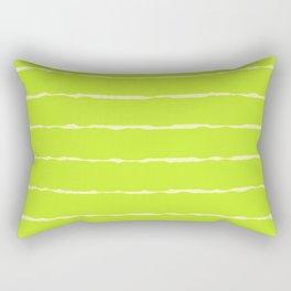 Two Colors Rectangular Pillow