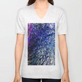 abstract lll Unisex V-Neck