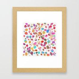 wildrose 5 Framed Art Print