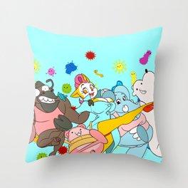 STD Song (Peepoodo) Throw Pillow