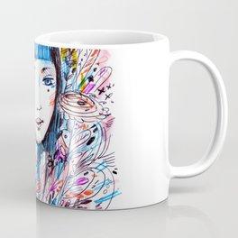 bushes face Coffee Mug