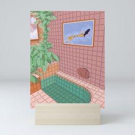 Me Time Mini Art Print