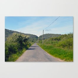 The Gap Canvas Print