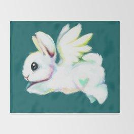 Rainbow Chip Throw Blanket