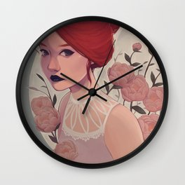 Depression Wall Clock