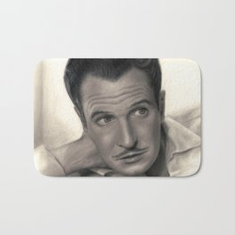 Young Vincent Price Bath Mat