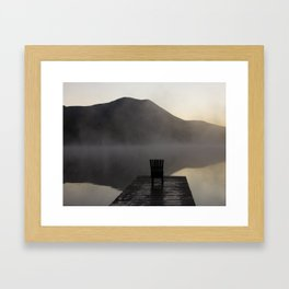 Daicey Pond Dawn Framed Art Print