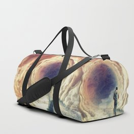 Shortcut to the Sea Duffle Bag