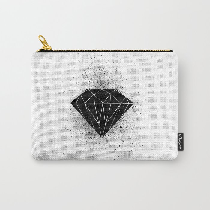 Black diamond! Carry-All Pouch