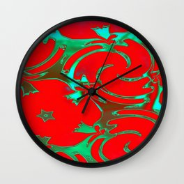 Wrap it up! Wall Clock