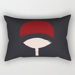 Uchiha Symbol Clan Rectangular Pillow