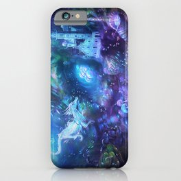 Water Dragon Kingdom iPhone Case