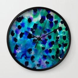 Animalia Wall Clock