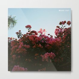 Make Out - LANY Metal Print