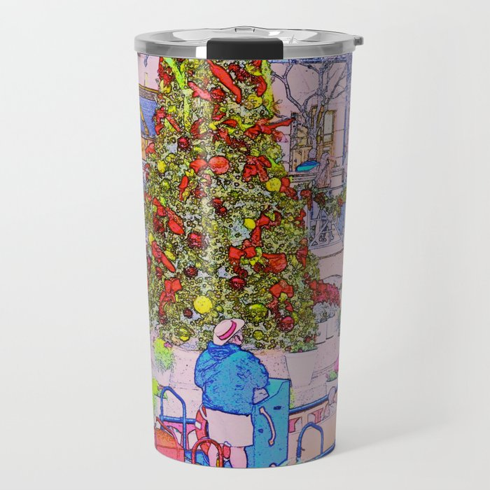 O Christmas Tree! Travel Mug