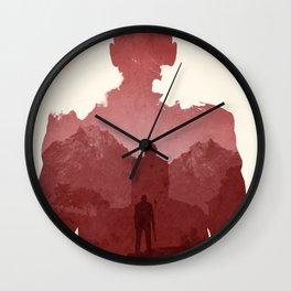 Hitman Wall Clock