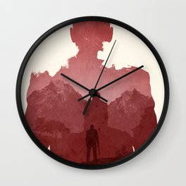 Hitman Wall Clock