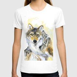 Totem Grey wolf T-shirt
