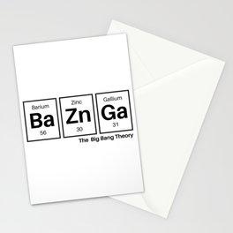 Bazinga Stationery Cards