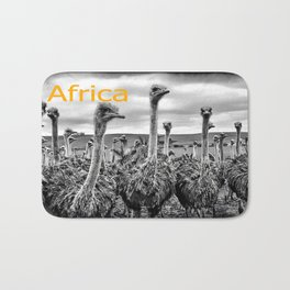 Africa III Bath Mat