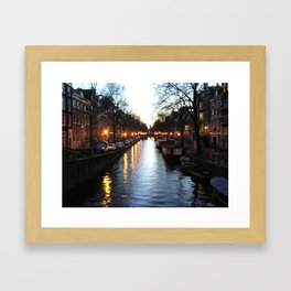 Waterways Framed Art Print