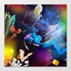 Ketamine Sky Canvas Print