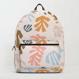 Seaweeds and sand Backpack