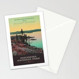 Pukaskwa National Park Stationery Cards