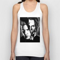 winchester Tank Tops featuring Winchester Bros. by ArtisticCole