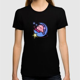 Kirby Sleep (no text) T-shirt