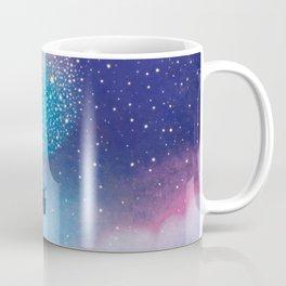 Stars Balloon Coffee Mug