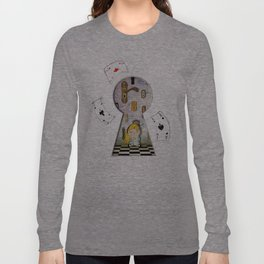 alice #4 Long Sleeve T-shirt