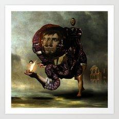 Uapai Art Print