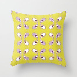 paisley pattern 2 Throw Pillow