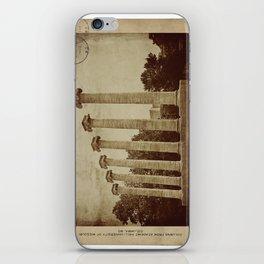 Old Postcard--Mizzou iPhone Skin