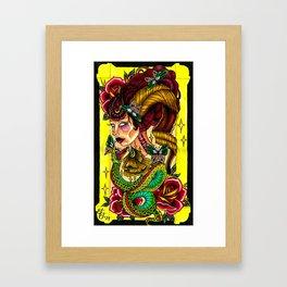 She Devil 2 Framed Art Print