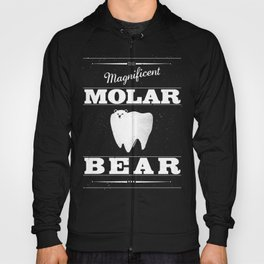 Molar Bear (Gentlemen's Edition) Hoody