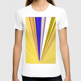 Streams Of Light And Color T-shirt