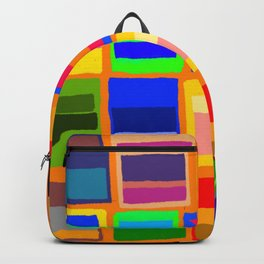 Rothkoesque Backpack