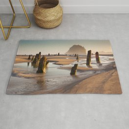 The Ghost Forest Rug