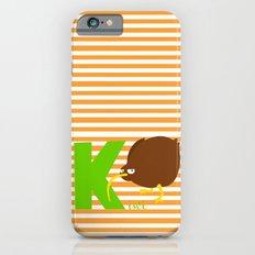 k for kiwi Slim Case iPhone 6s