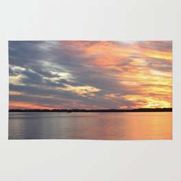 Sunset Magic Rug