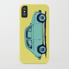 Fiat 500 iPhone X Slim Case