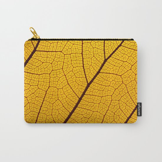 Leaf Macro Carry-All Pouch