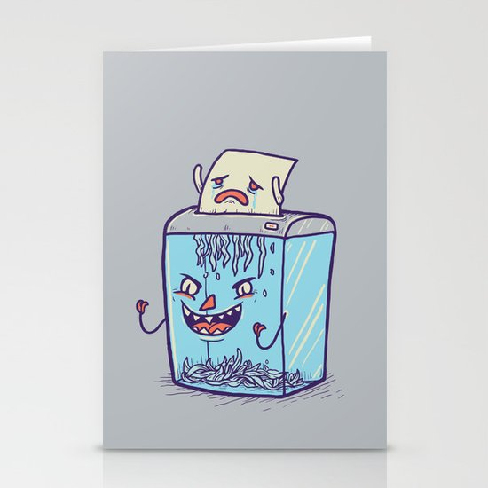Enjoying your dayjob Stationery Cards