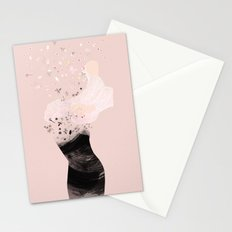 What you do to my heart Stationery Cards