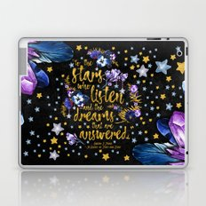 A Court of Mist and Fury - To The Stars Laptop & iPad Skin