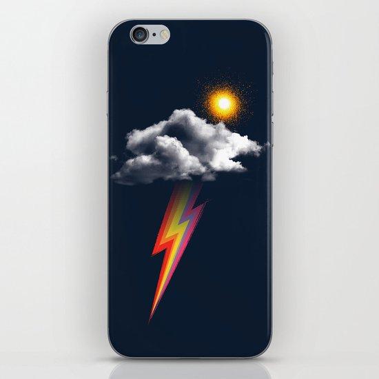 rain(thunder)bow iPhone & iPod Skin